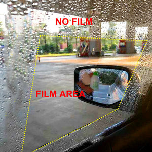 Car Anti Fog Film