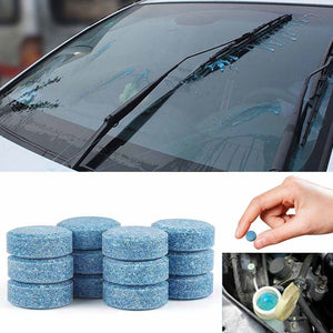 Car Windshield Cleaner Pro (Set of 10)