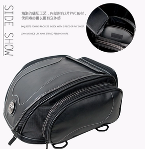 Dekker Bag- Motorcycle Rear Bag