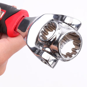 Vector Wrench - 8 In 1 Tool Socket