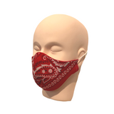 Custom Reversible Bandana Face Mask