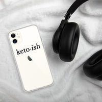 KETO ISH iPhone Case