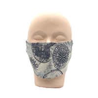Custom Pattern Face Mask