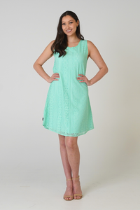 BRYN LACE DRESS - 3 COLOURS