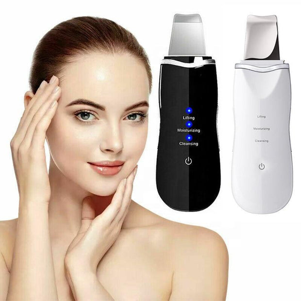Ultrasonic Skin Scrubber - Cosmas Collections