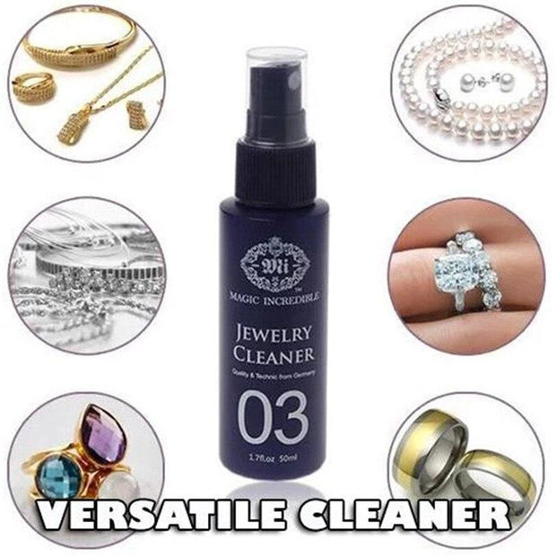 Instant Shine Jewelry Cleaner - Cosmas Collections
