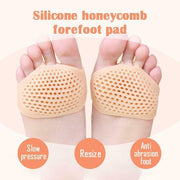 Silicone Honeycomb Forefoot Pad - Cosmas Collections