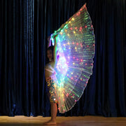 Rainbow Wings- LED Butterfly Costume - Cosmas Collections