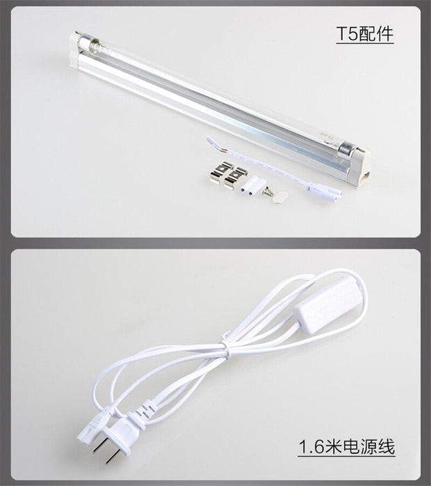 Ultraviolet Ozone Disinfection Germicidal Lamp - Cosmas Collections