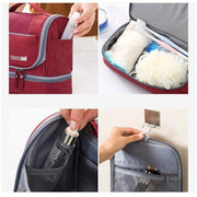 Durable Travel Organizer Cosmetic Bag - Cosmas Collections