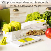 Insanely Awesome 16-in-1 Kitchen Slicer Pro - Cosmas Collections
