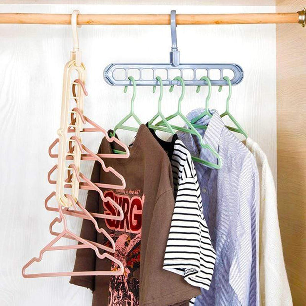 Multi-Port Clothes Hanger - Cosmas Collections