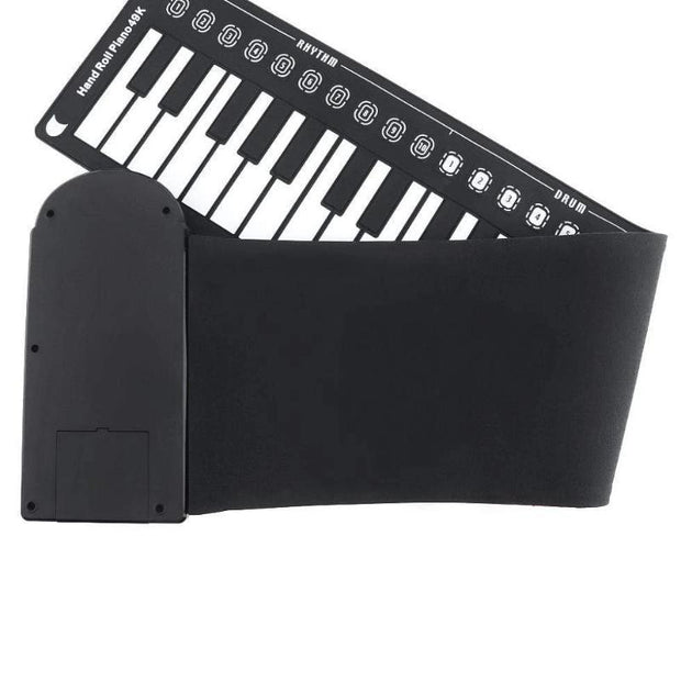 Portable Roll Up Piano Keyboard - Cosmas Collections