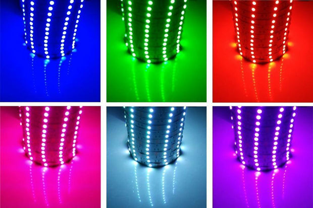 RGB LED Strip Lights - Cosmas Collections