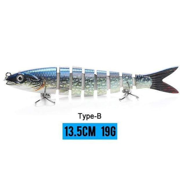 Robotic Fishing Lure - Cosmas Collections