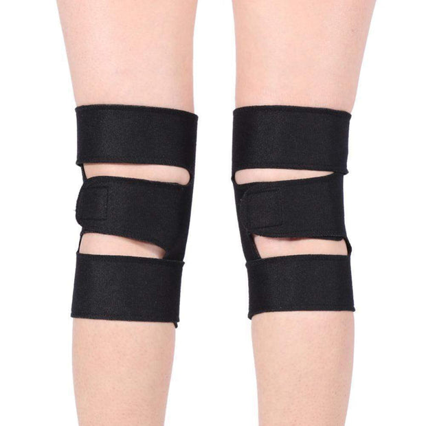 Self-Heating Tourmaline Knee Pads (1 Pair) - Cosmas Collections