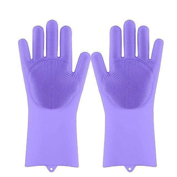 Silicone Scrubbing Gloves - Cosmas Collections