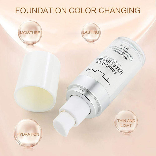 TLM™ Color Changing Foundation - Cosmas Collections