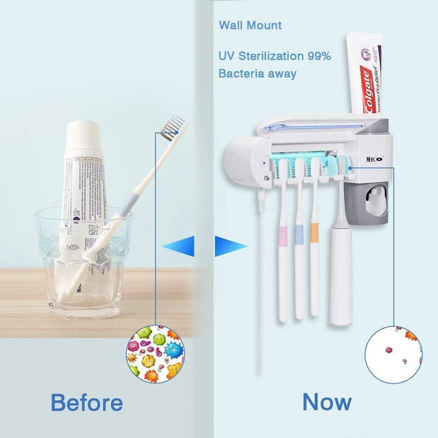 Toothpaste Pump Dispenser - Cosmas Collections