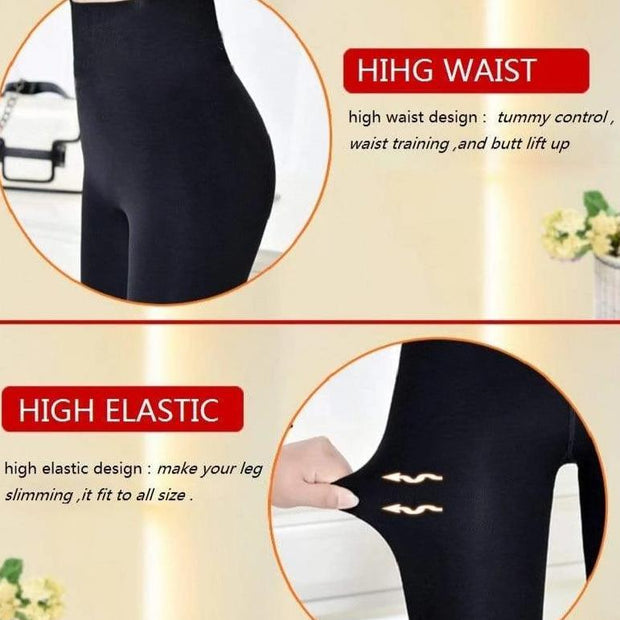 Waist Trainer Body Shaping Slim Leggings