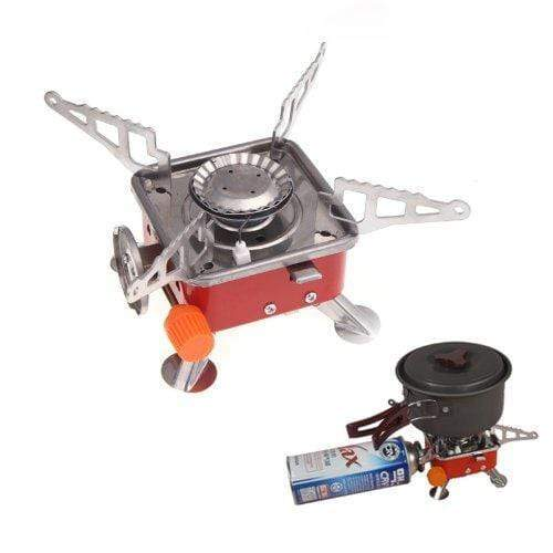 Windproof Foldable Stove Burner - Cosmas Collections