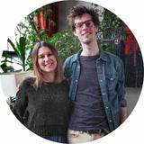 Alex Williams and Stephanie Smith of First Curve Apothecary