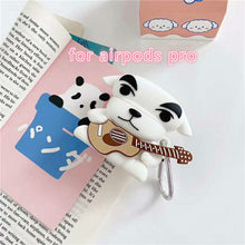 Load image into Gallery viewer, Hot Animal Crossing New Horizons 3D Earphone Case for Airpods Cute Cartoon Headphone Earpods Cover