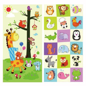 Foldable Baby Climbing Puzzle Mat Toys