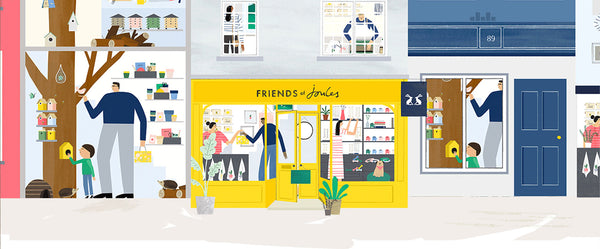 September 2019 - Friends of Joules Launch