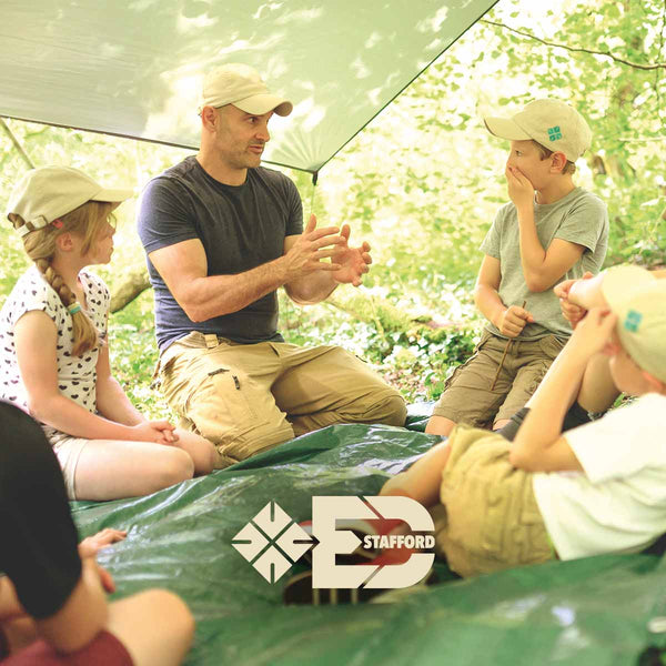 The Ed Stafford Shelter Kit