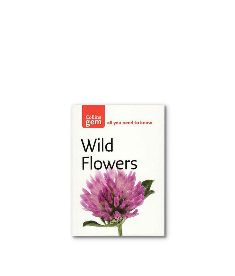 Wildflowers book