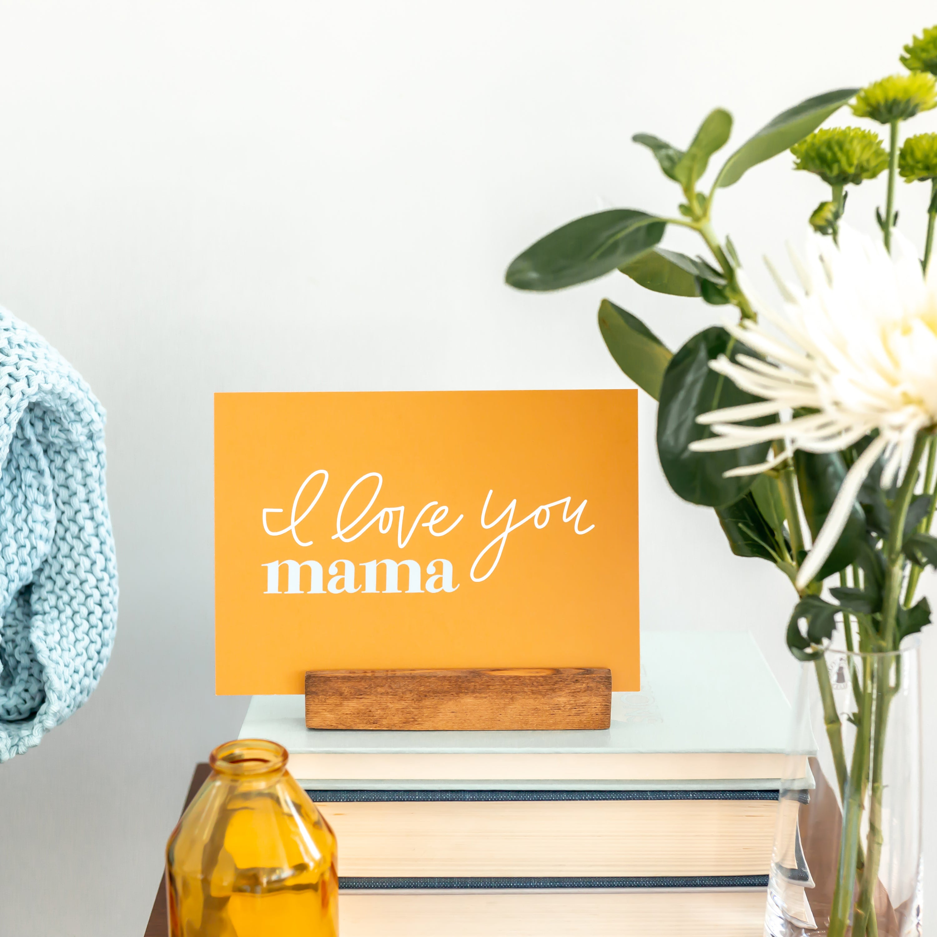 I love you mama collection