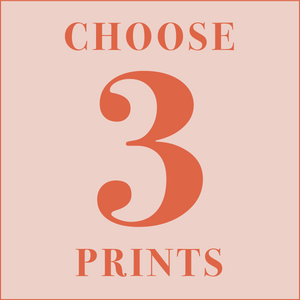 Choose 3 Dear Mama prints