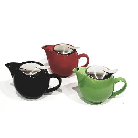 TEA POT WITH INFUSER 600ML