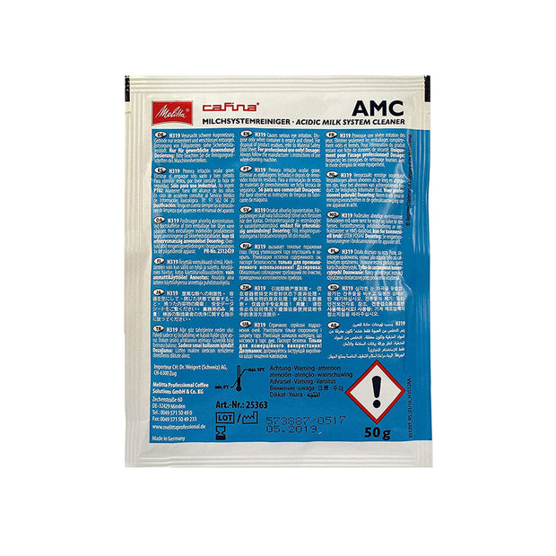 AMC MILK SYSTEM CLEANER 50 SACHETS