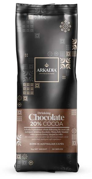ARKADIA DRINKING CHOCOLATE 1KG