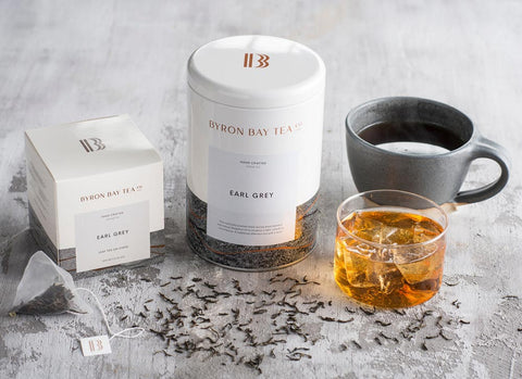 BYRON BAY TEA EARL GREY LOOSE LEAF