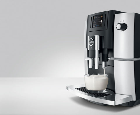 Jura Automatic Coffee Machine E6 PLATINUM