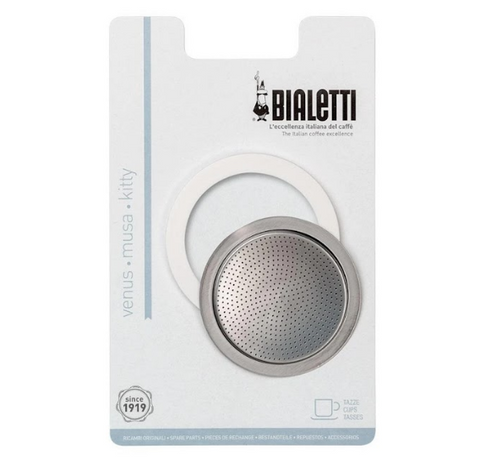 BIALETTI STOVE TOP SEAL STAINLESS STEEL