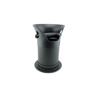 COMMERCIAL BENCH TOP KNOCK TUBE BLACK