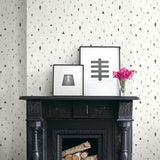SD00206DS Aviston mini triangles geometric wallpaper decor from Say Decor