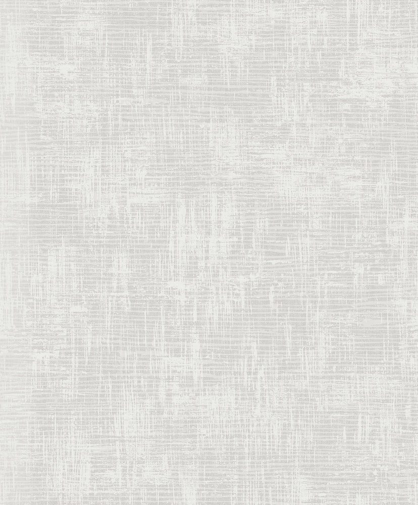 Etten Gallerie Black & White Crossweave Faux Wallpaper
