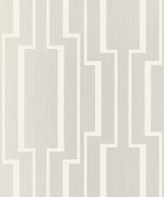 Etten Gallerie Black & White Geo Stripe Wallpaper