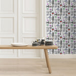 JV Wallcoverings Marimekko Vol. 5 Kippis Abstract Wallpaper