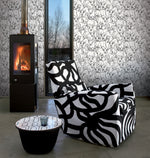 JV Wallcoverings Marimekko Vol. 5 Iltavilli Cow Wallpaper