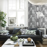 JV Wallcoverings Marimekko Vol. 5 Ruutukaava Geometric Wallpaper