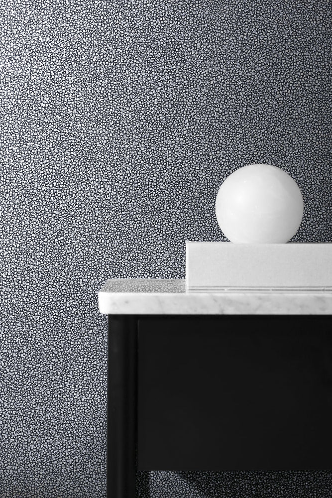 2231602 glitter mica faux wallpaper decor from the Essential Textures collection by Etten Gallerie