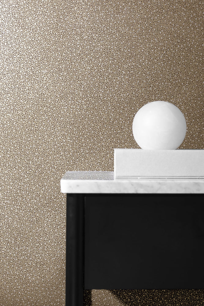 2231603 glitter mica faux wallpaper decor from the Essential Textures collection by Etten Gallerie