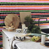 JV Wallcoverings Marimekko Vol. 5 Räsymatto Polka Dot Wallpaper