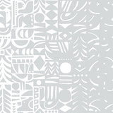 JV Wallcoverings Marimekko Vol. 5 Yön Varjo Geometric Wallpaper